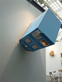 tombée du ciel (maquette) by jean-françois fourtou