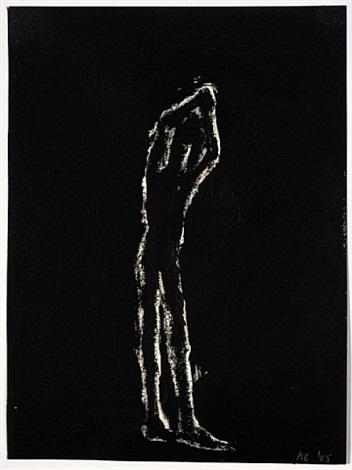 ohne titel / untitled (14) by antony gormley