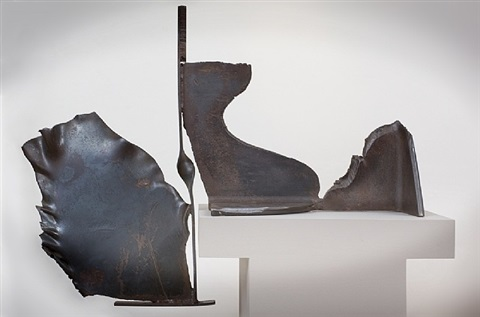 table piece clxix by anthony caro