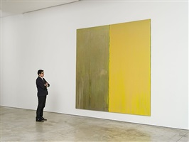 installation view by pat steir