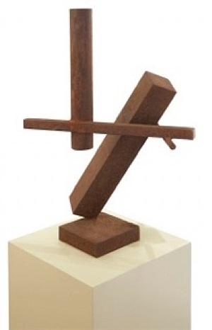 untitled (1970-74) by richard stankiewicz