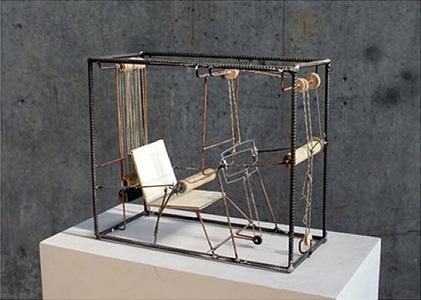 model la machine celibataire by atelier van lieshout