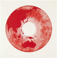 untitled 04 from eye of history by marc quinn