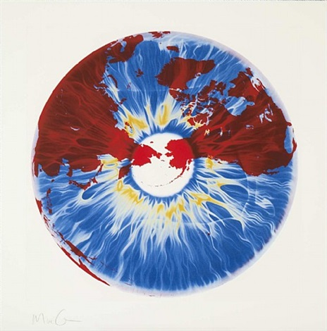 untitled 06 from eye of history by marc quinn
