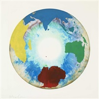 untitled 07 from eye of history by marc quinn