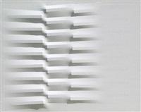 estroflessione bianca by agostino bonalumi