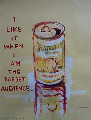 target audience by david kramer
