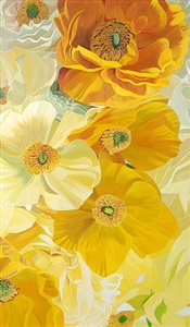 yellow symphony by dagmar gögdün