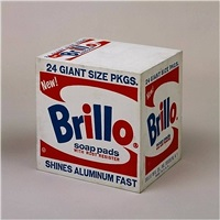 brillo box by charles lutz