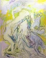 bacchus #62 by elaine de kooning