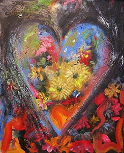 month of june #3 by jim dine
