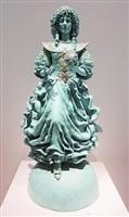 maquette (unique sculpture) by audrey flack