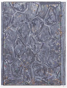the armory show by jasper johns