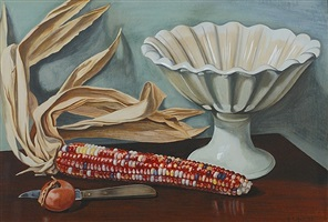 corn from iowa by george copeland ault
