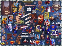 superman: it's a bird, it's a plane by dj leon
