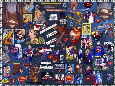 superman: it's a bird, it's a plane by dj leon