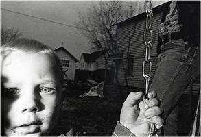 luzerne, pa. april, 1978. by mark cohen
