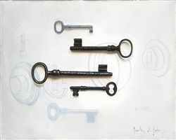 not all keys fit by timothy w. jahn
