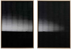 untitled. 2307. p1 and p2, 2012 (diptych) by adam jeppesen