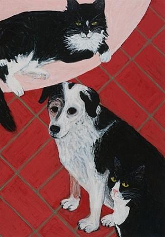 triple pet by sarah mceneaney
