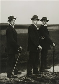 jungbauern by august sander
