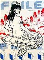 mermaid by faile