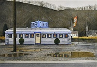 jim's diner by john baeder