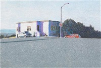 19th and pennsylvania by robert bechtle