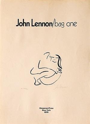 bag one portfolio by john lennon