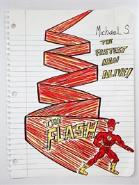 flash by michael scoggins