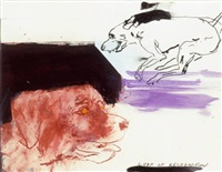 leap of recognition by leon golub