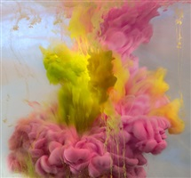abstract 1477b by kim keever