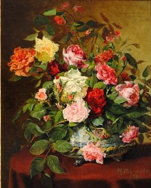 fleurs by philippe charmète