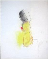 untitled by leiko ikemura