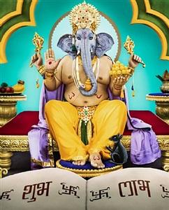 lord ganesha by manjari sharma