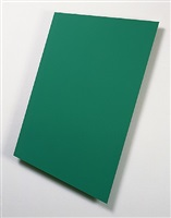 light green panel by ellsworth kelly