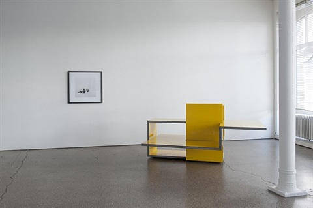 exhibition view by jean-luc moulène