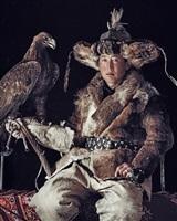 ergakim altantsogts, bayan olgii, mongolia by jimmy nelson