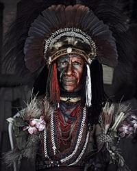 goroka, eastern highlands, papua new guinea by jimmy nelson