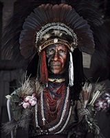 goroka, eastern highlands, papua new guinea by jimmy nelson