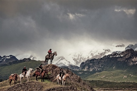 gauchos, argentina by jimmy nelson