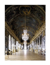 chateau de versailles i by candida höfer