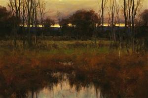 lingering light by dennis sheehan