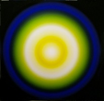 blue band by peter sedgley