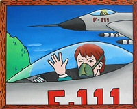 f-111 by christopher winter