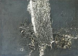 pintura nº1 by rafael canogar