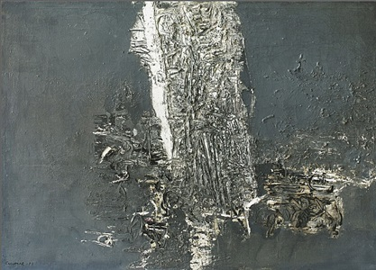 las abstracciones de rafael canogar 1957-2014 by rafael canogar