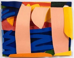 maquette for hancock by tom wesselmann