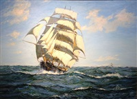 stunsails wide by henry scott
