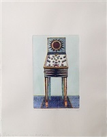 nickle machine by wayne thiebaud